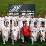 B Jugend Team 18-19