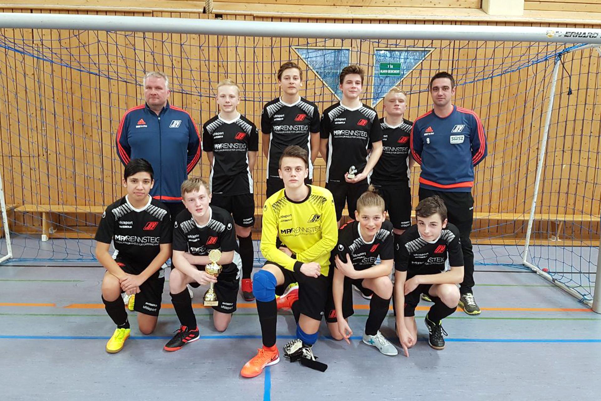 C Jugend Halle Sonneberg