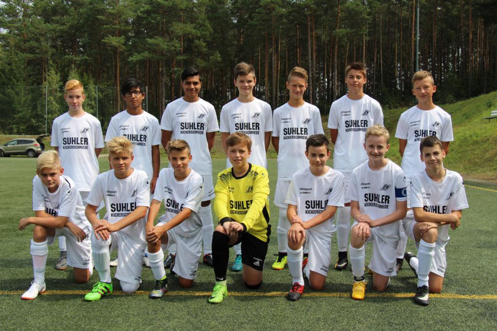 C1 Jugend Team 18-19