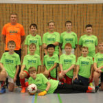 D2 Jugend Team 2018