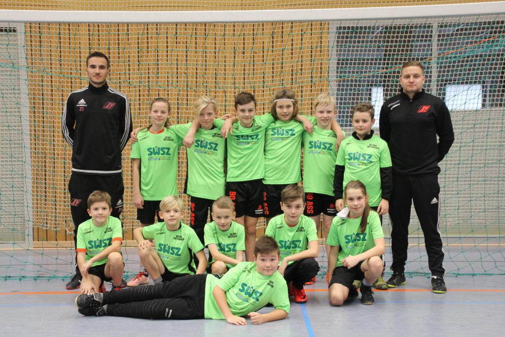 E1 Jugend Team 2018