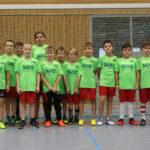 E2 Jugend Team 2018