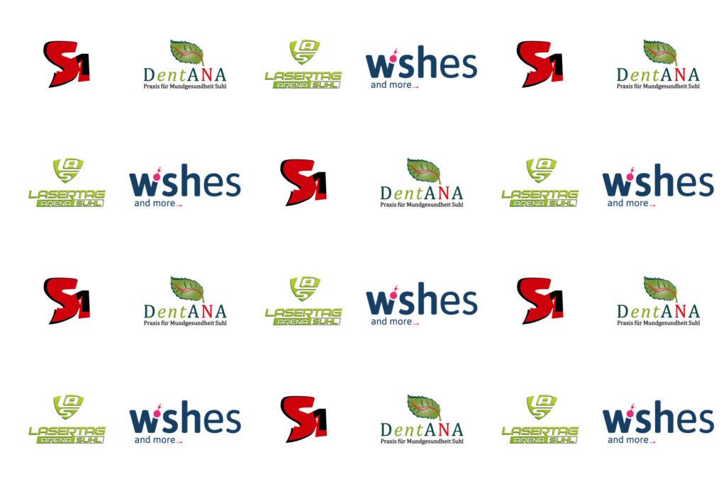Logos S1 DentANA Lasertag Wishes