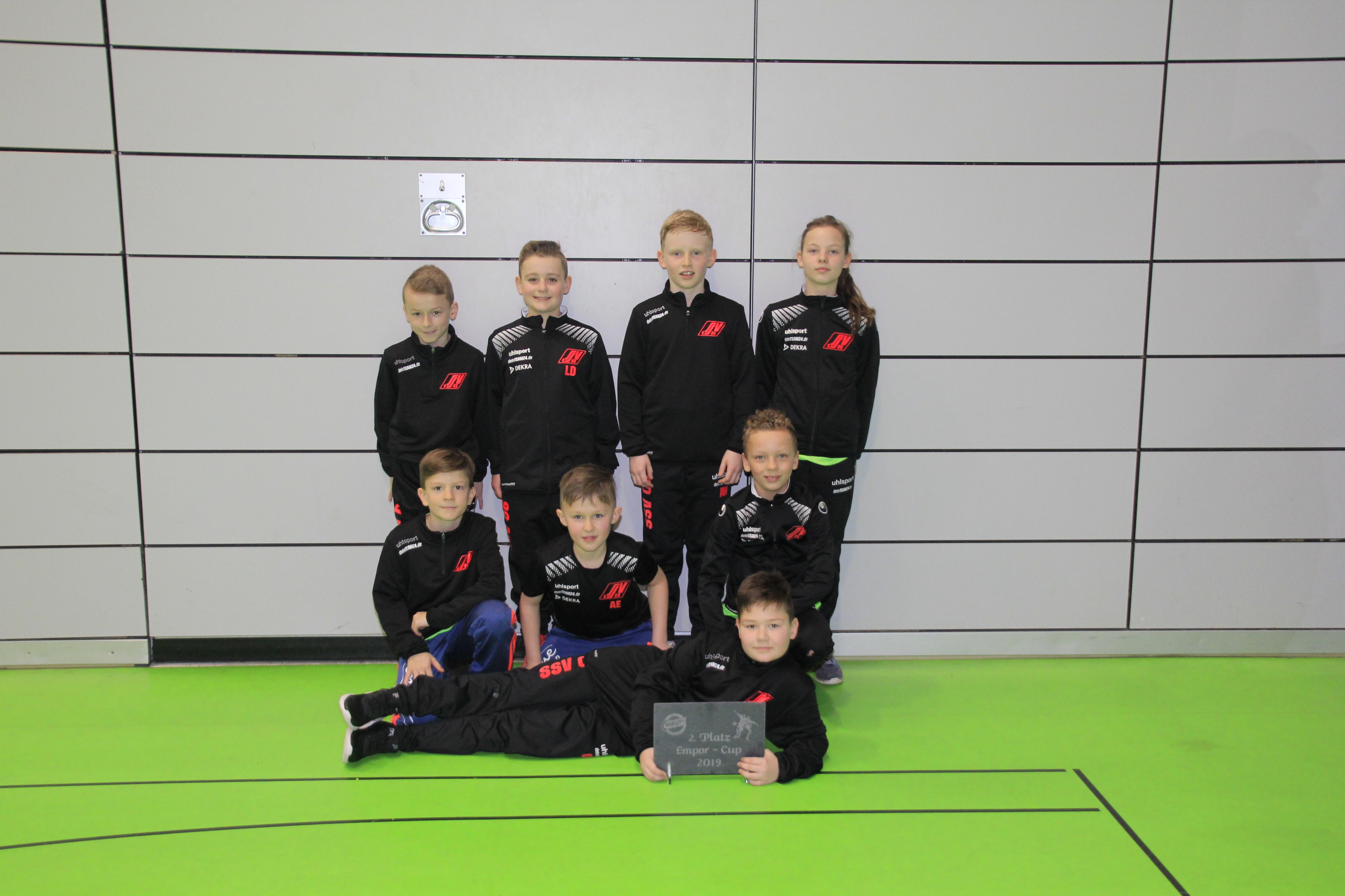 Empor-Cup in Meiningen